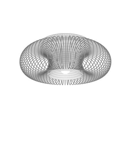 morosini spring pl 55 ceiling light 3d model max 3ds fbx 1