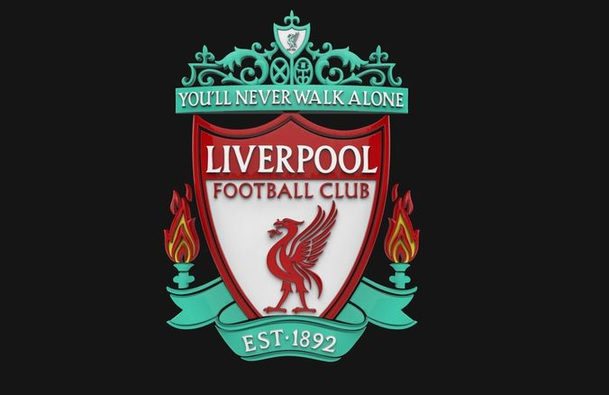 Ammco bus : Logo liverpool fc