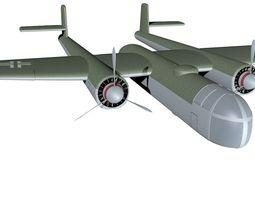 3D Arado Ar E 340