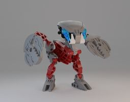 3D model Tahnok-Kal