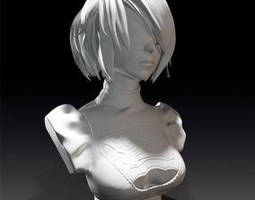 2B Bust 3D