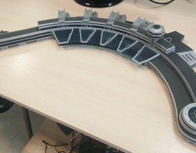 National airport Minsk 2 3D print model