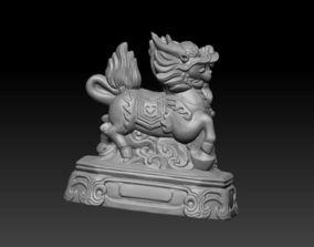 Sculpture Pixiu 3D print model
