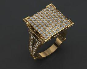 women ring ali-shayeste 3D printable model