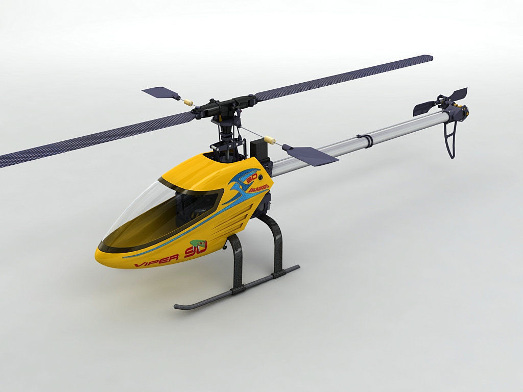 Remote Control Helicopter 3.5-Pass Alloy Resistant Remote Control Aircraft Toy | Walmart Canada