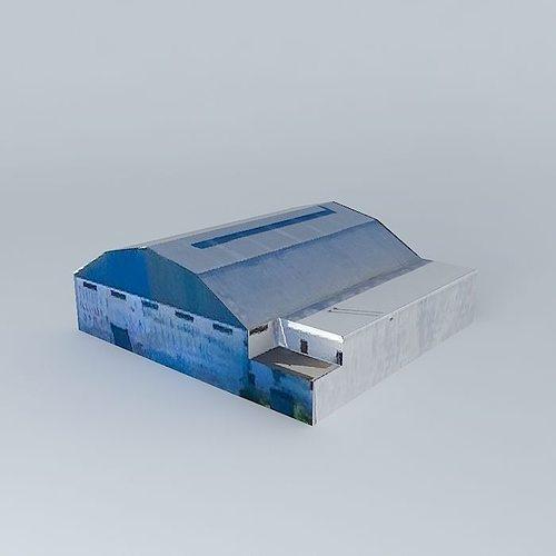 building in porto alegre - rio grande do sul, brazil 3d model max obj 3ds fbx stl dae 1