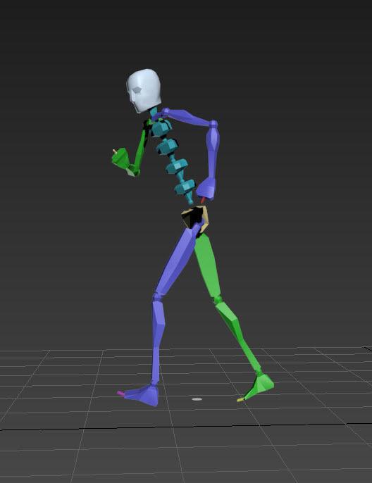 treadmill - running | 3D model