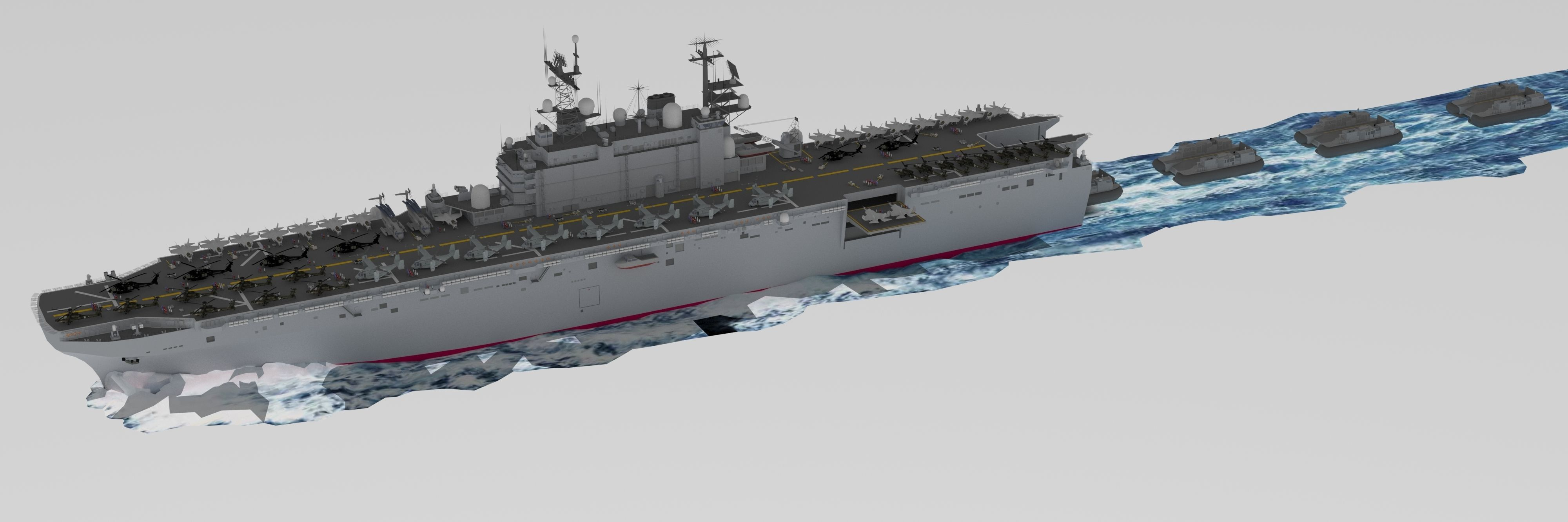 UNITED STATES NAVY USS 270