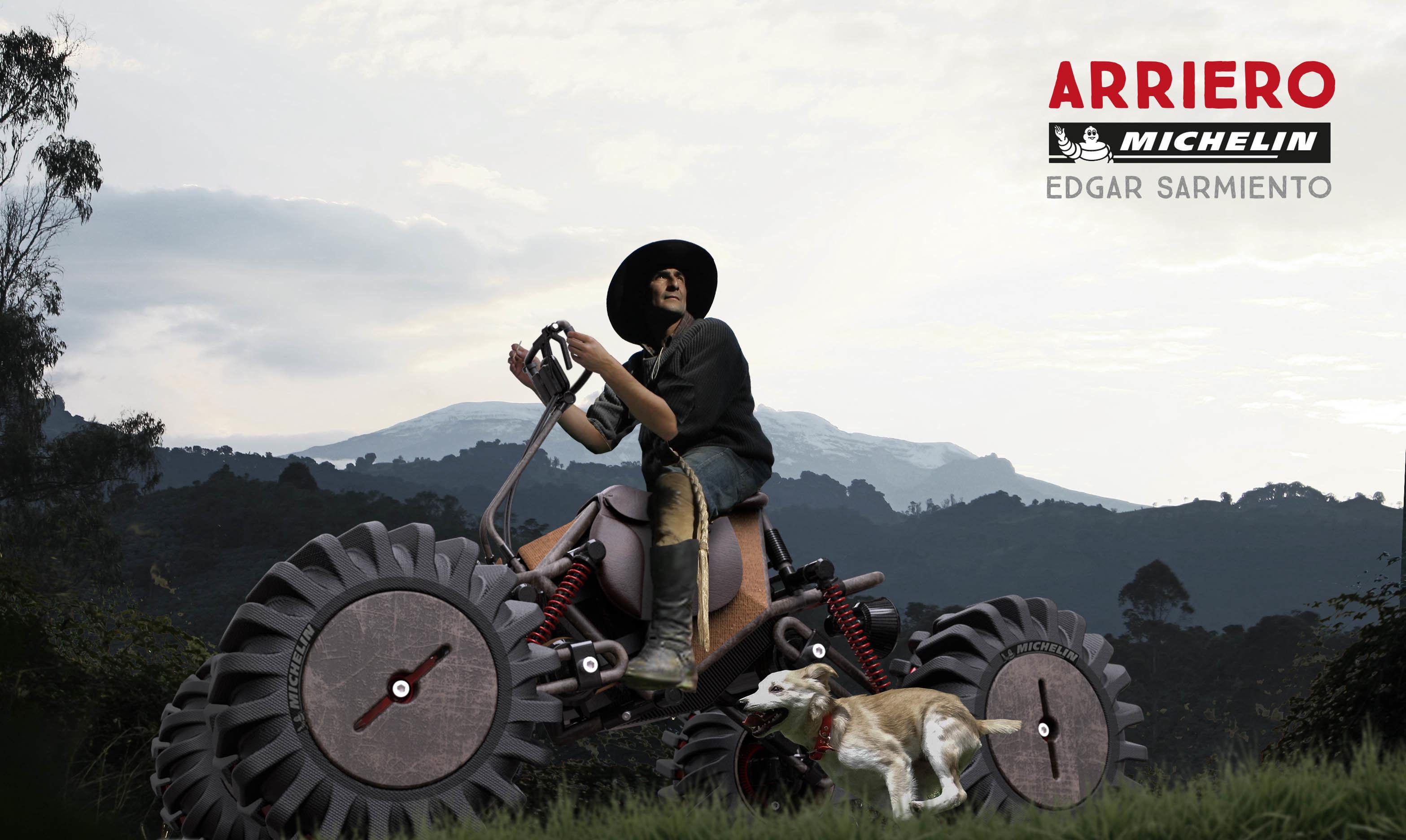 Arriero vehicle