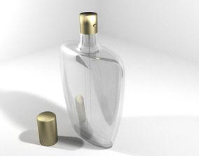 Perfume Bottle - Type 1 3D