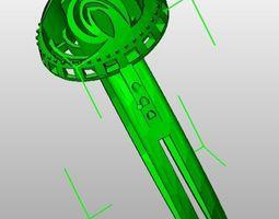 3D print model Future ring