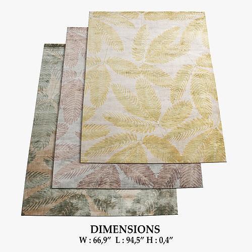 ambrosia rugs 164 3d model max obj mtl fbx 1