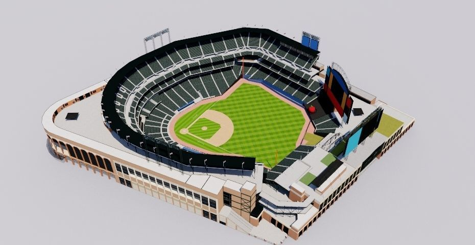 Citi Field - New York Mets Baseball Stadium