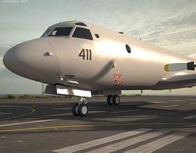 Lockheed P-3 Orion 3D model
