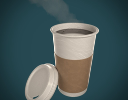Coffee To Go 3D