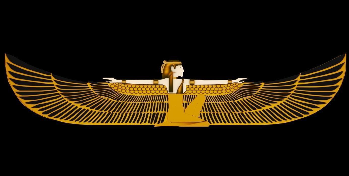 Ancient Egyptian Deities Pharaoh