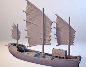 junkboat for 3d printing