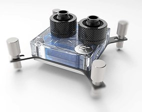 tech 3D EK Supremacy Evo CPU Waterblock