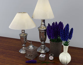 3D Decor in the style of Provence