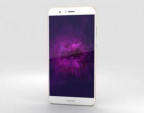 Huawei Honor 8 Pro Gold 3D