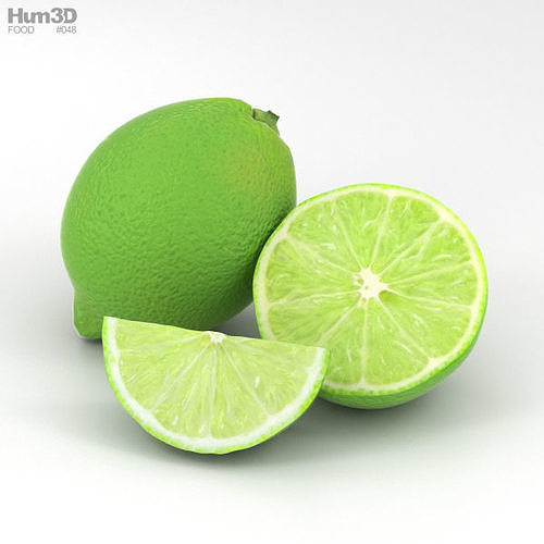 the lime 3d model max obj mtl 3ds fbx c4d lwo lw lws 1