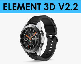 E3D - Samsung Galaxy Watch 42mm Midnight Black