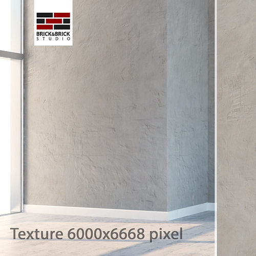 plaster 50 3d model max obj mtl fbx mat 1