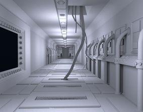 Sci-Fi Hall 3D