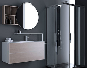 Bathroom set by Ardeco and Agha 3D
