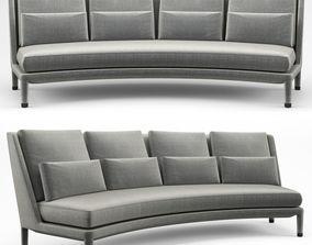 3D Sofa Maxalto NIDUS