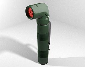 3D model Flashlight - Type 3