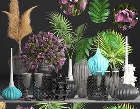 3D australis Collection of flower bouquets
