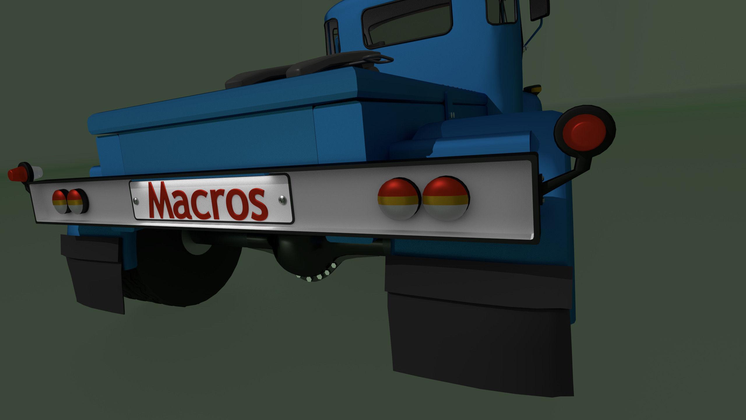 Macros Food Truck