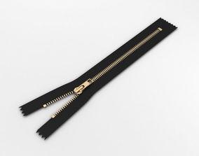 Zipper 3D model