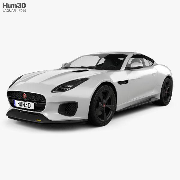 Jaguar F-Type 400 Sport Coupe 2017