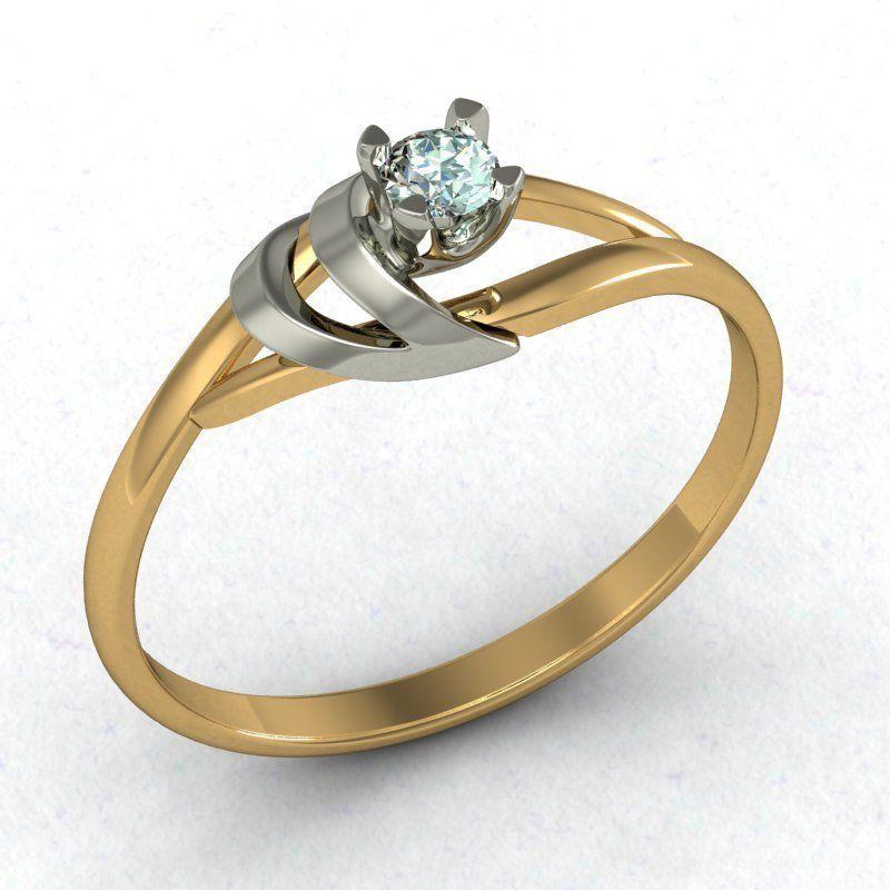 Ring Gold 122 3D Model 3D Printable STL