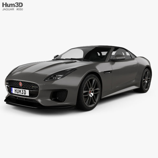 Jaguar F-Type R-Dynamic Convertible 2017