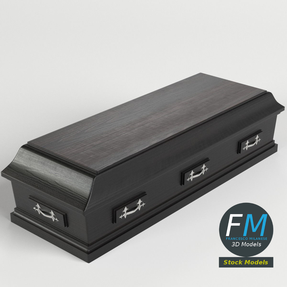 Closed coffin