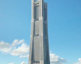 Yokohama Landmark Tower 3D