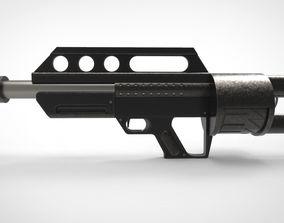 3D Pancor Jackhammer Shotgun