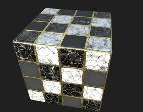 3D model Marble Floor