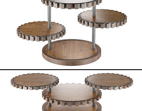 3D model Sprockets End Table
