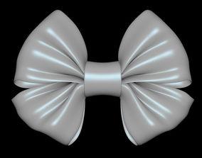 3D printable model Bow Tie -1