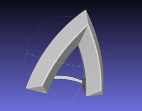 Overwatch Brigitte Printable Headpiece LED Ready
