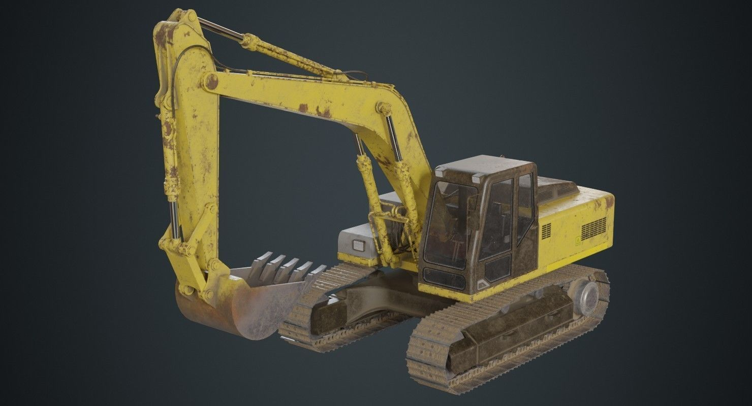Excavator 1B