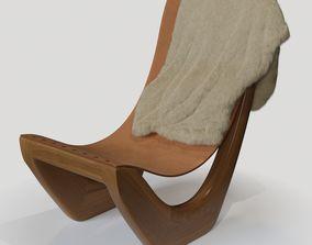 Side Chair by Kaspar Hamacher 3D model