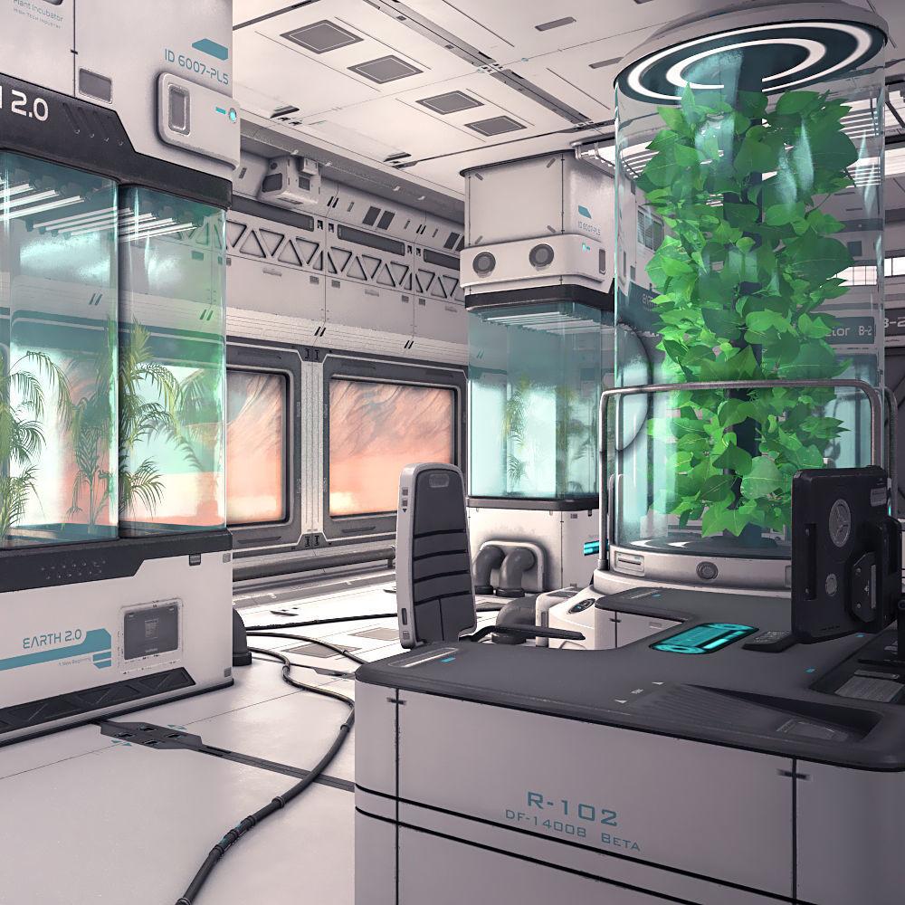 Sci Fi Laboratory 03