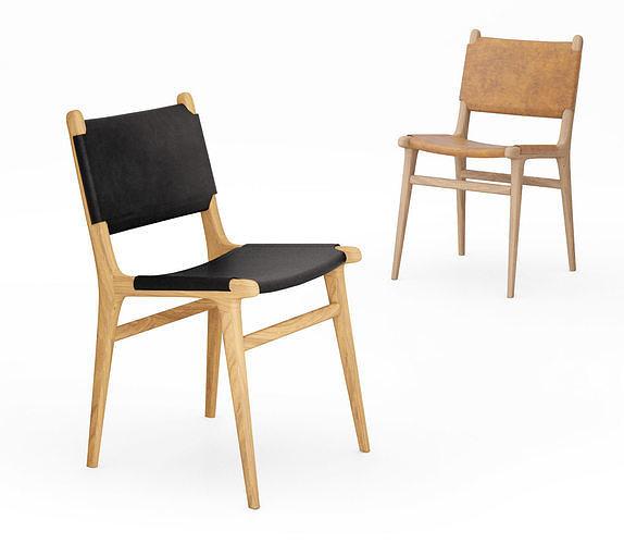 barnaby lane spensley chair  3d model max obj mtl tga 1