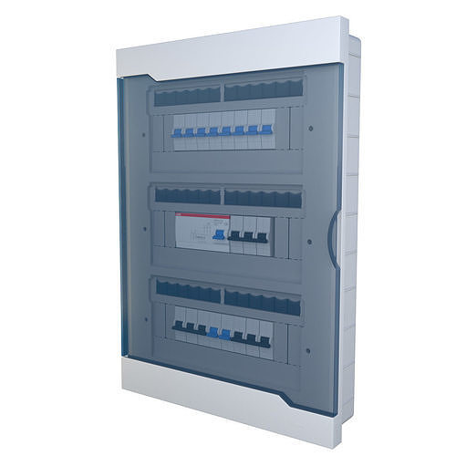 electrical panel fuse box 3d model animated max obj mtl 3ds fbx stl dwg electrical panel fuse box 3d model cgtrader