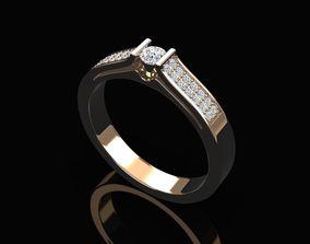 ring Ring Engagement - 3D Print Model